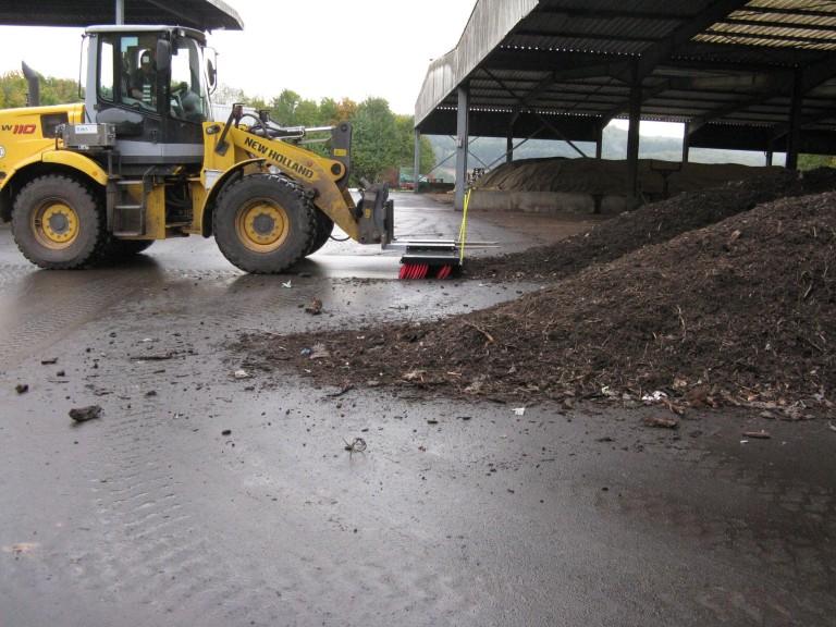 balayage compost